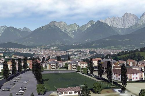 DOLOMITI 3D Belluno ADD-ON available