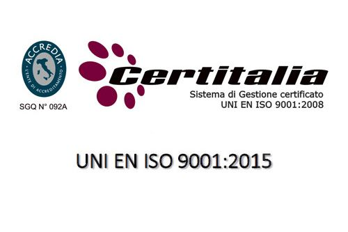 FSC QMS - ISO9001 2015 certification