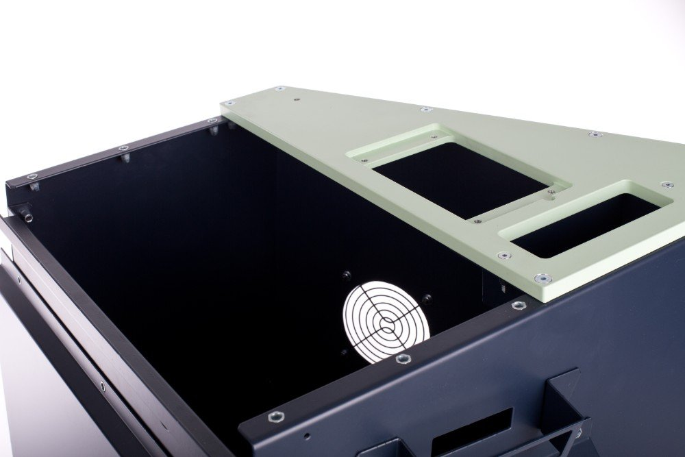 FSC A320 forward side console FO sidestick slot