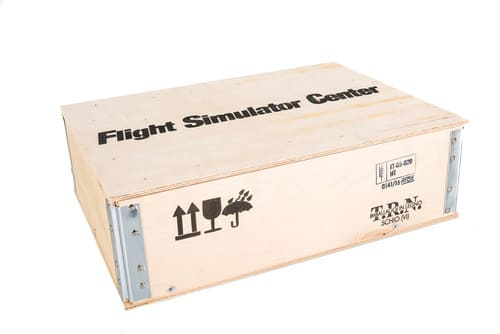Fsc b737 stick shaker couple + psu box