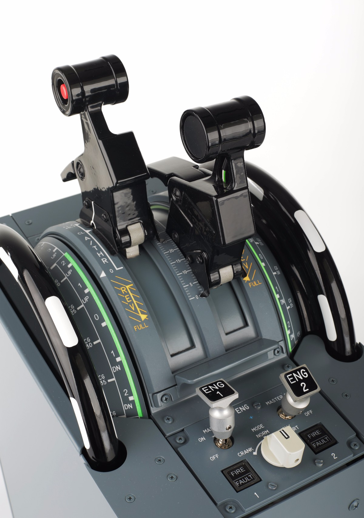 Fsc a320 throttle pro levers
