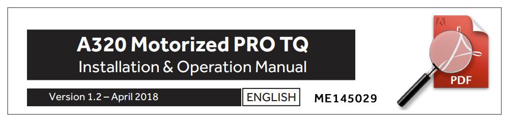 A320 Motorized PRO Throttle - TQ | Flight Simulator Center