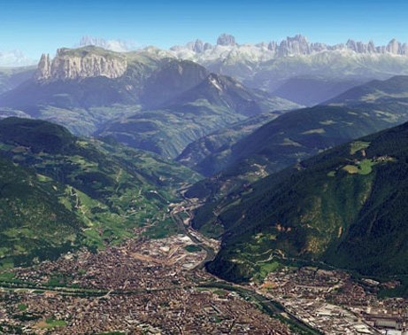 Dolomiti 3D Custom Scenery (Download Version)