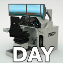 General Aviation Simulator 1P (1DAY-RENT)