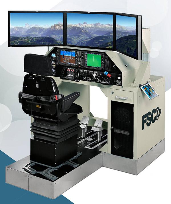 MTGS Simulator, FSTD with Prepar3D | Flight Simulator Center