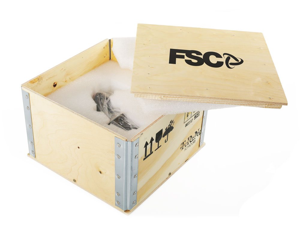 FSC A320 CPT SIDESTICK HANDLE IN BOX