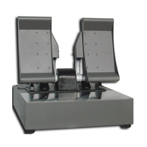 Rudder Pedals PRO Jet Style Singolo - USB