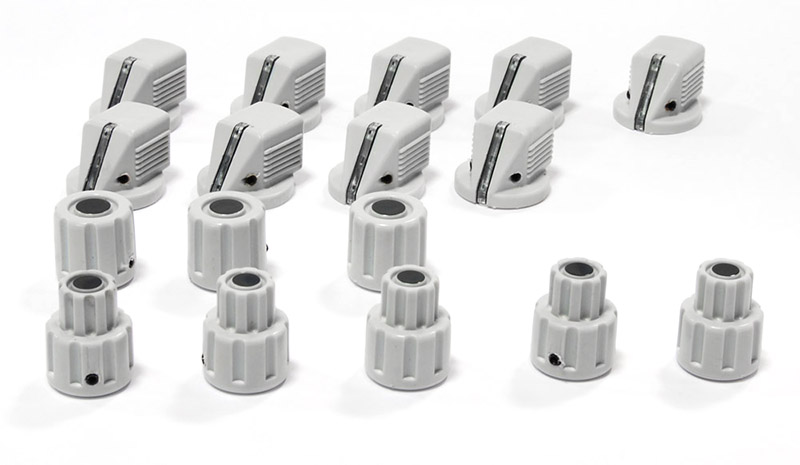 B737 Knob KIT (17 items)