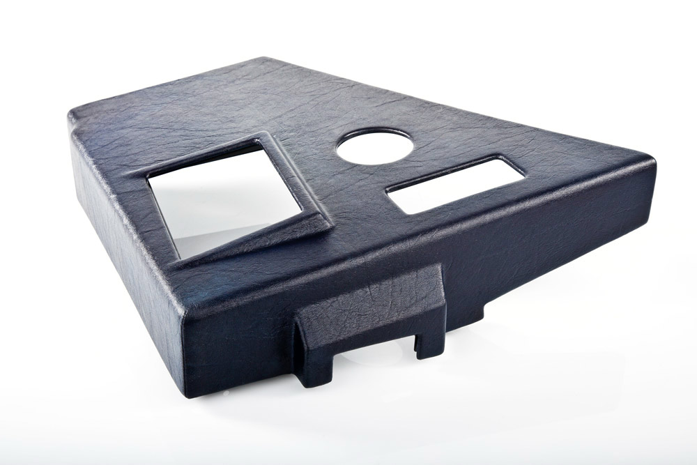FSC A320 FORWARD LATERAL CONSOLE FO RUBBER TOP 34