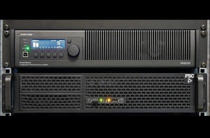 FSC B737 MAS AUDIO SYSTEM AMPLI AND SERVER