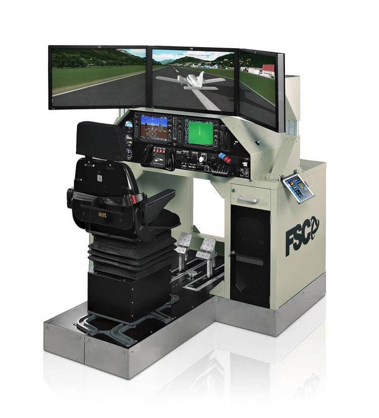 FSC-MTGS-MULTI-TYPE-GENERAL-AVIATION-SIMULATOR