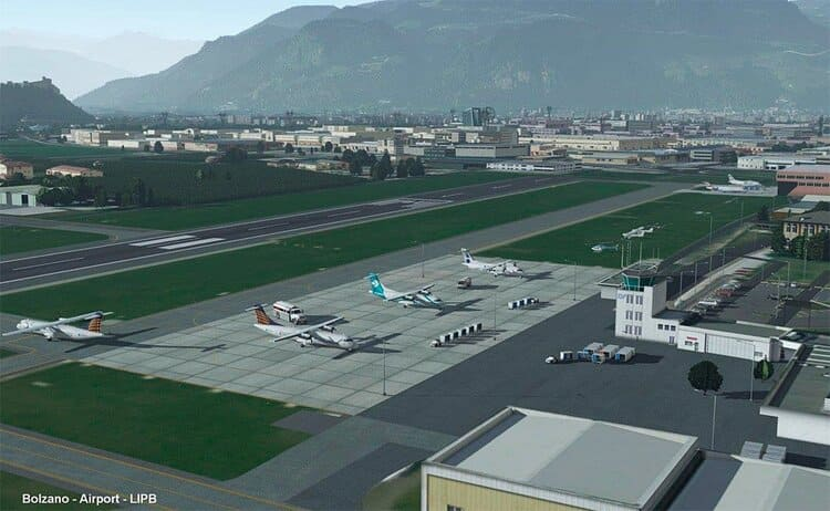 Dolomiti 3D Custom Scenery - DOWNLOAD | Flight Simulator Center